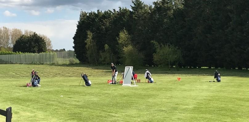 James Andrews Golf Instruction