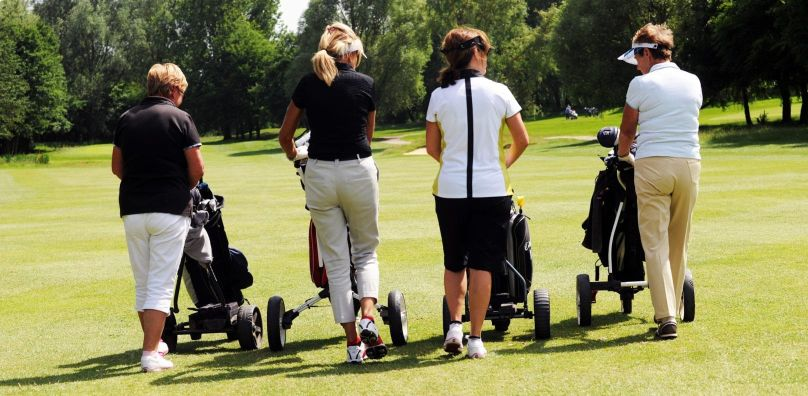 Ladies Golf Open - Stoke by Nayland