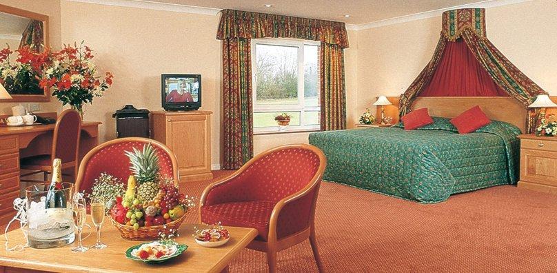 Original suites at Stoke by Nayland