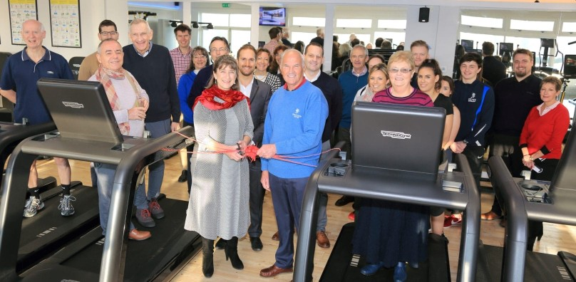 Opening of the new Peake Fitness gym