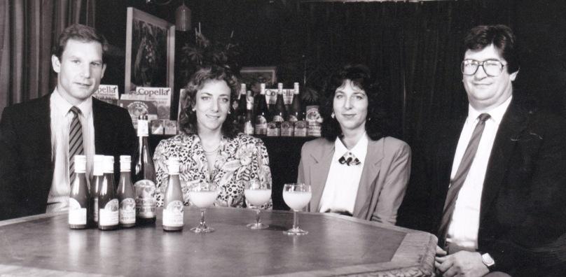 Peakes sell Copella in 1989