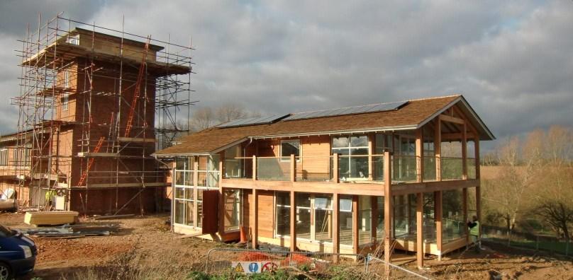 SBN lodge building