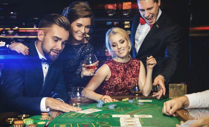 SbN New Year's Eve Casino Night