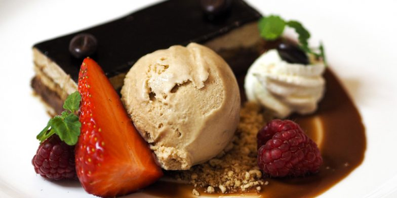 Mouth-watering desserts