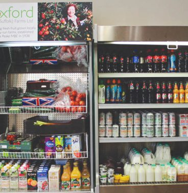 Pippin Store at Stoke by Nayland - Fridges