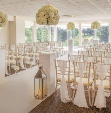 Stoke by Nayland Wedding Place Settings