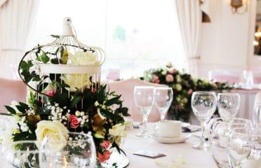 Wedding Bird Cage Flowers