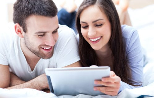 Gifts - Couple tablet